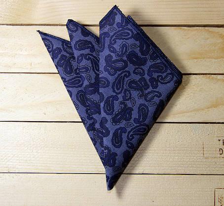 Платок нагрудный I&M Craft синий (011107P), фото 2