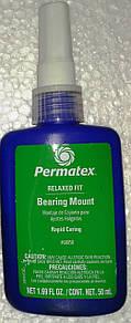 Permatex Фиксатор подшипников высокотемпературный - 50мл зазор до 0,38 мм