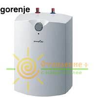 Gorenje GT 10 U/V9 Электрический водонагреватель под моечный