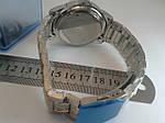 Мужские часы на браслете omega, фото 4