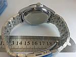 Мужские часы на браслете rolex, фото 3