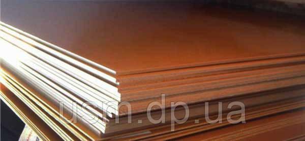 Текстолит ПТ, 3 мм. листовой