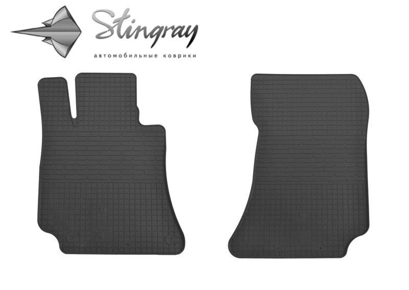 Коврики резиновые в салон Mercedes W212 E c 2009 передние (2шт) Stingray - Автосемья - Автоаксессуары для вашего автомобиля в Одессе