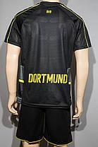 Форма Боруссии Дортмунд выездная 2016 -  2017, фото 3