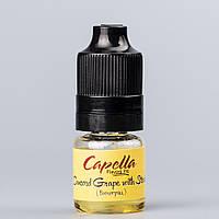 Concord Grape with Stevia (Виноград) - [Capella, 5 мл]
