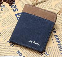 Портмоне кошелек Baellerry D3288BlV синий вертикальный, фото 1