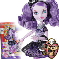 Кукла Ever After High Китти Чешир базовая Ever After High Kitty Cheshire Mattel