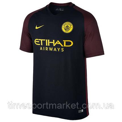 Форма Манчестер Сити выездная 2016 - 2017, фото 2