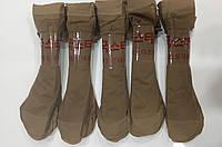 Носки женские капроновые бежевые
