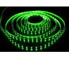 Светодиодная лента (Led) влагостойкая 5050-60-65G 72W Luxel зеленый (5м)