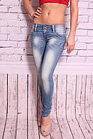 Стильные джинсы женские Moon Girl (код M018)