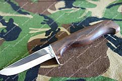 Нож нескладной  Туристический +кожаный чехол