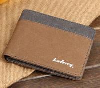Портмоне кошелек Baellerry D3288BrH коричневый горизантальный