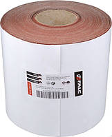 Шлифовальная шкурка на тканевой основе, P60, рулон 200ммx50м Miol F-40-712