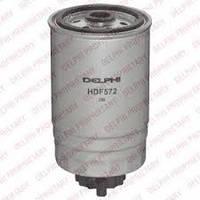 Топливный фильтр Fiat Ducato 2.8 JTD до 10/02 2002-2011 DELPHI