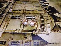 Серёжки бантики арт. 0011