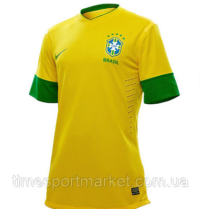 Форма сборной Бразилии домашняя 2016, фото 2
