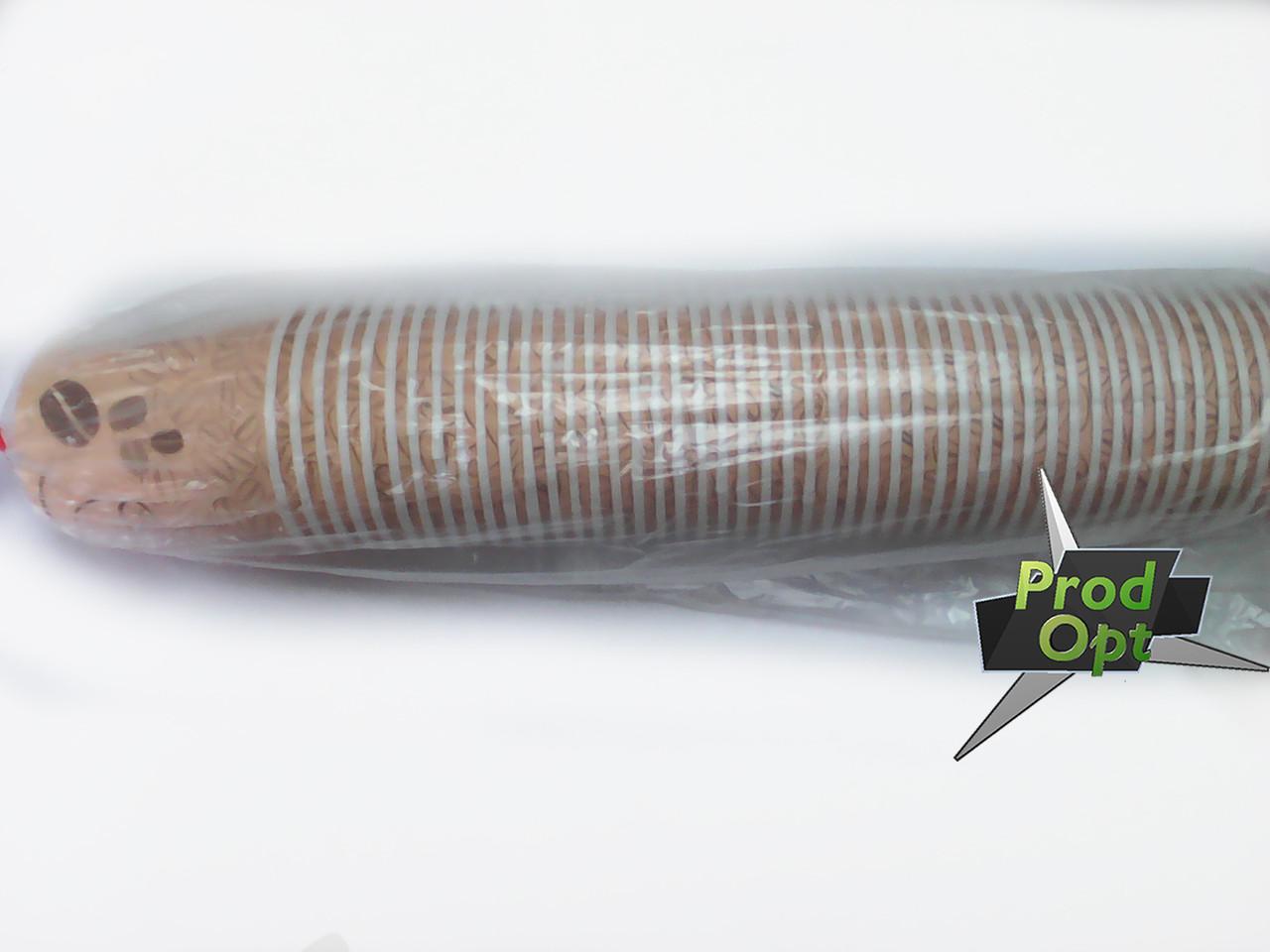 Стакан паперовий ламінований картон 180 мл (50шт) Кольоровий