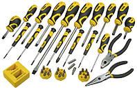 Набор инструментов 39 ед. в сумке (отвертки: 3; 5; 6x38mm; 8; Ph: #0; #1; #2x38mm ;#2x; #3; Torx: 10