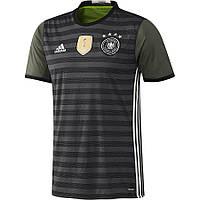 Форма сборной Германии выездная 2016