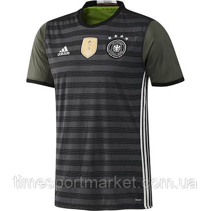Форма сборной Германии выездная 2016, фото 2