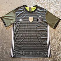 Форма сборной Германии выездная 2016, фото 3