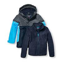 Куртка 3в1 для мальчика The Children's Place, 5-6 лет! Есть замеры!