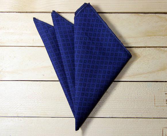 Платок нагрудный I&M Craft синий (011117P), фото 2
