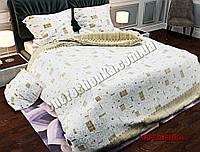 """Ткань для постельного белья Бязь """"Gold"""" Lux GL181 (50м)"""