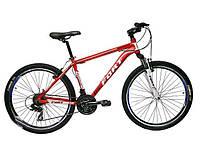 Велосипед горный Fort  Discovery  26 » Alioy красный 2016(матовый)