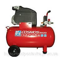 ✅ Компресор поршневий Vрес=50л COSMOS 5020 220V CE ROSSO FIAC 9995270000
