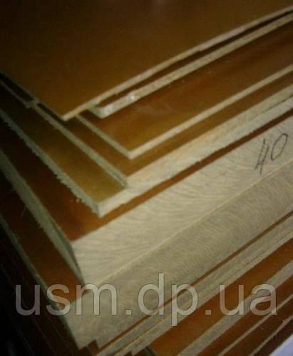 Текстолит ПТ, 90 мм. листовой