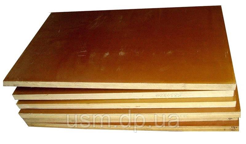 Текстолит, марка А, 4 мм. листовой