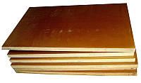 Текстолит ПТК, 70 мм. листовой