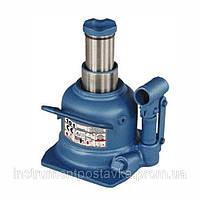 Домкрат бутылочный двухштоковый 10т 125-225 мм TORIN TH81