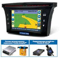 Trimble Ez-guide 500+ антенна Az+ GPS L1/L2 OmniStar XP/HP система параллельного вождения