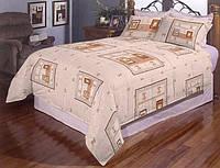"""Ткань для постельного белья Бязь """"Gold"""" Lux GL352 (50м)"""