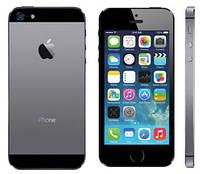 "Смартфон Apple iPhone 5S 16 GB Space Gray (моноблок, 4 ""IPS, 1136x640 326 ppi, Apple A7 + GPU PowerVR G6430, 2"