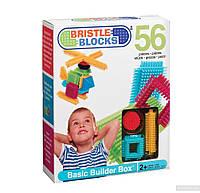 Игольчатый конструктор Bristle Blocks Строитель 56 деталей (3070Z)