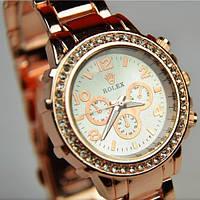 Женские кварцевые часы Rolex R5246