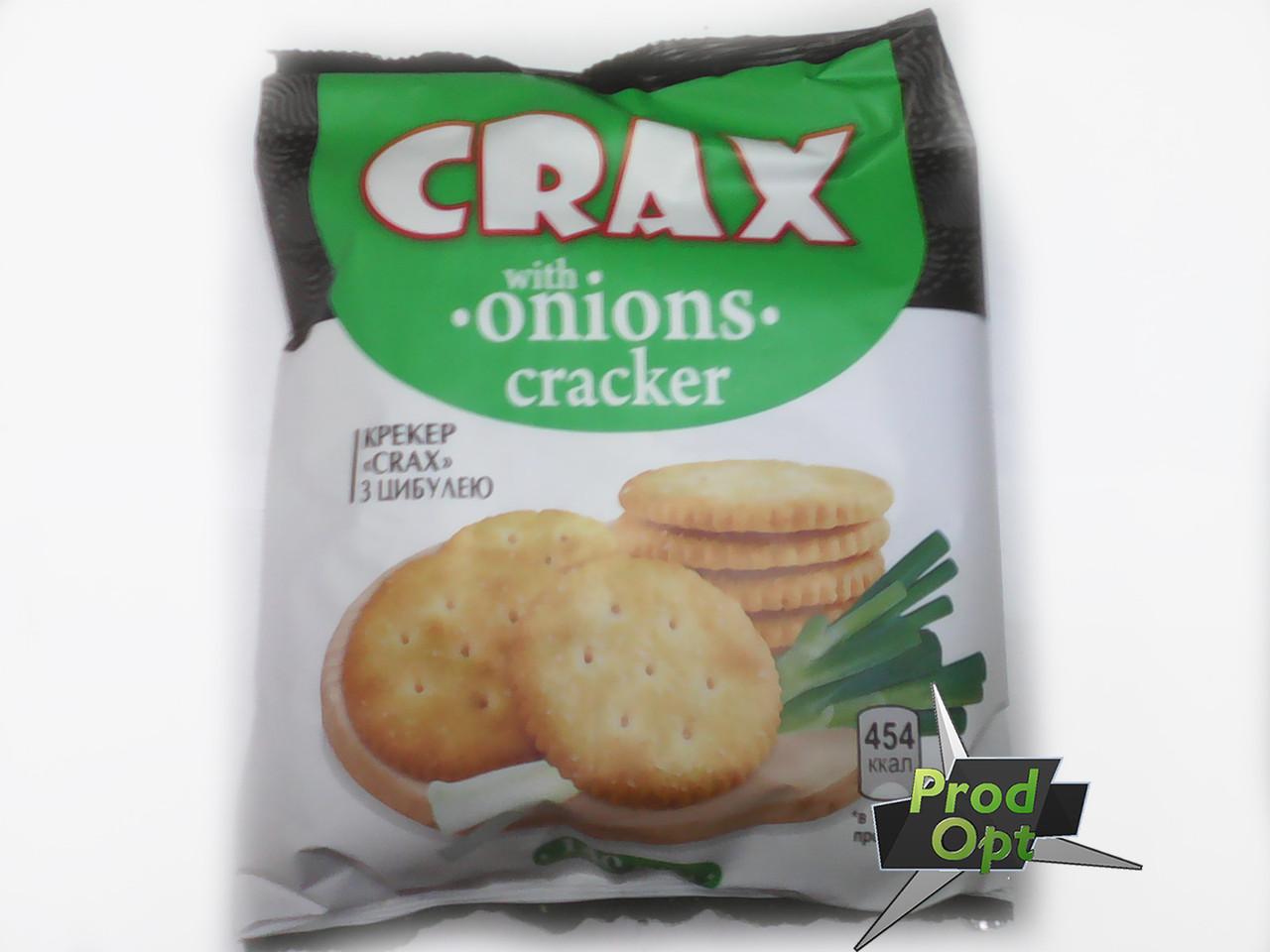 Крекер з Цибулею CRAX 140 г