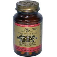 Пробиотик Мульти-Билион-Дофилус (Advanced Multi-Billion Dophilus) Солгар №60