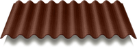 ОПТ - ONDULINE Ондулин коричневый