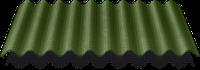 ONDULINE Ондулин зеленый (2*0,95 м)