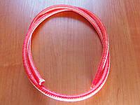 16000380 Силіконова трубка(у червоній обмотці), L=1000mm