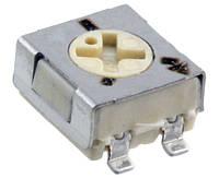 TS53YL503MR10-Vishay (50 kOhm ±20%, 0.25W, SMD: 5x5x2.7mm) (подстроечный резистор)