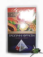 Чай Верблюд Тропик, картон 20 пірамідок