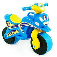 Детский мотоцикл-толокар Байк Спорт 0139/1 Фламинго-Тойс