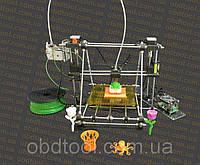3D-принтер reprap - Уже собранный и настроенный 3Д-принтер - хороший бюджетный вариант с точностью 100 микрон, фото 1