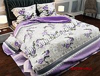 """Ткань для постельного белья Бязь """"Gold"""" Lux GL358 (50м)"""